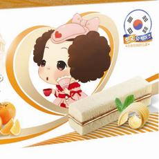 爱纤夹层蛋糕(牛奶味/香橙味)80g盒装
