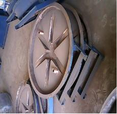 井盖钢模具常规尺寸 井盖钢模具简介