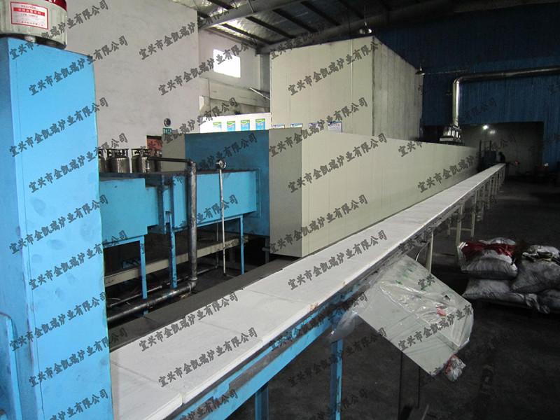 三元材料窑炉 工业电炉 负极材料 正极材料窑炉 宜兴金凯瑞炉业