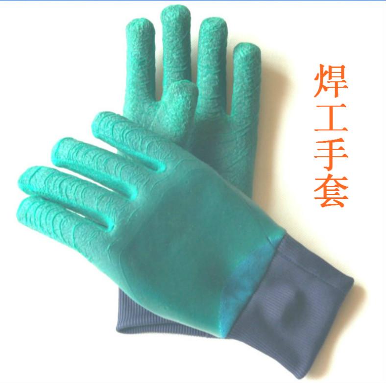 中国好产品-集芳牌正品棉纱手套-专利乳胶手套-执行标准礼仪手套-优品劳保手套