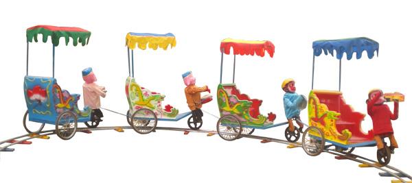 保定新型游乐设备,保定儿童游乐设备厂猴拉车