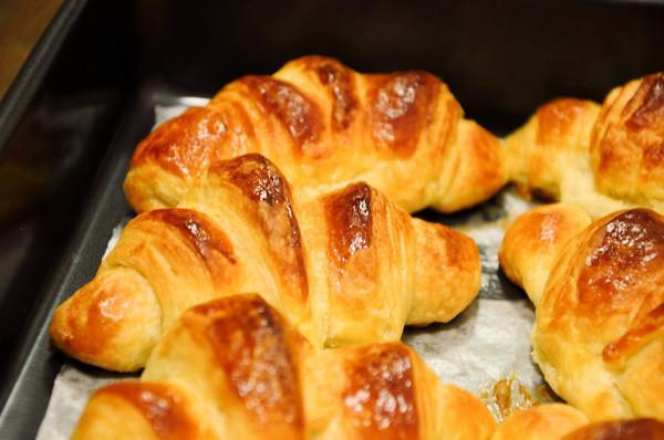 牛角面包48经典法式风味图片