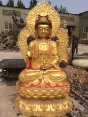 寺庙寺院供品铜佛像如来佛26000元