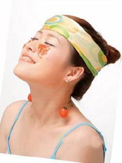 西红柿的三大美容功效