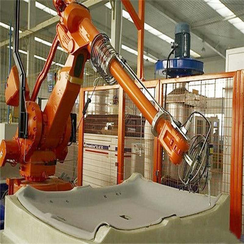 汽车顶棚盖切割机器人 箱包机器人 箱包切割工业机器人