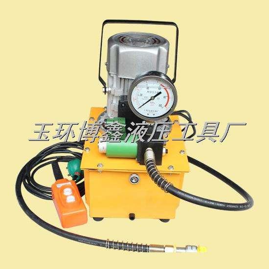 液压电动泵 电动液压泵 ZCB-700D电动泵 博鑫电动泵
