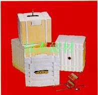 工业加氢炉耐火材料耐火毯硅酸铝陶瓷纤维模块施工