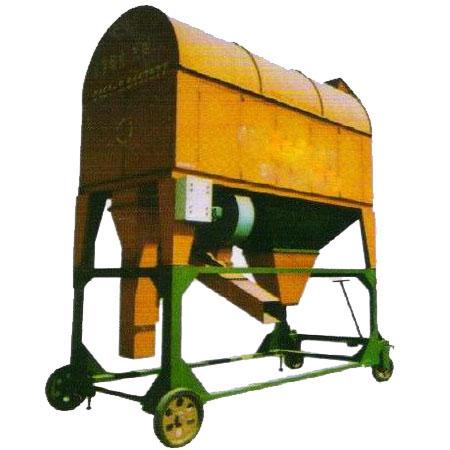 哈尔滨初清筛厂家专业生产TCQY型玉米旋转筛 双圆桶组合多功能滚筒筛 2015最新专利产品