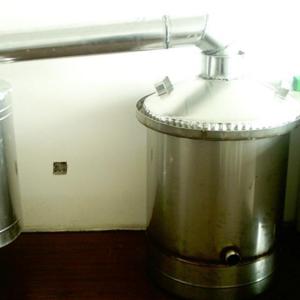 小型酿酒设备吊甑锅 白酒酿造设备厂家 传统白酒 蒸馏冷却设备 全自动下料吊锅