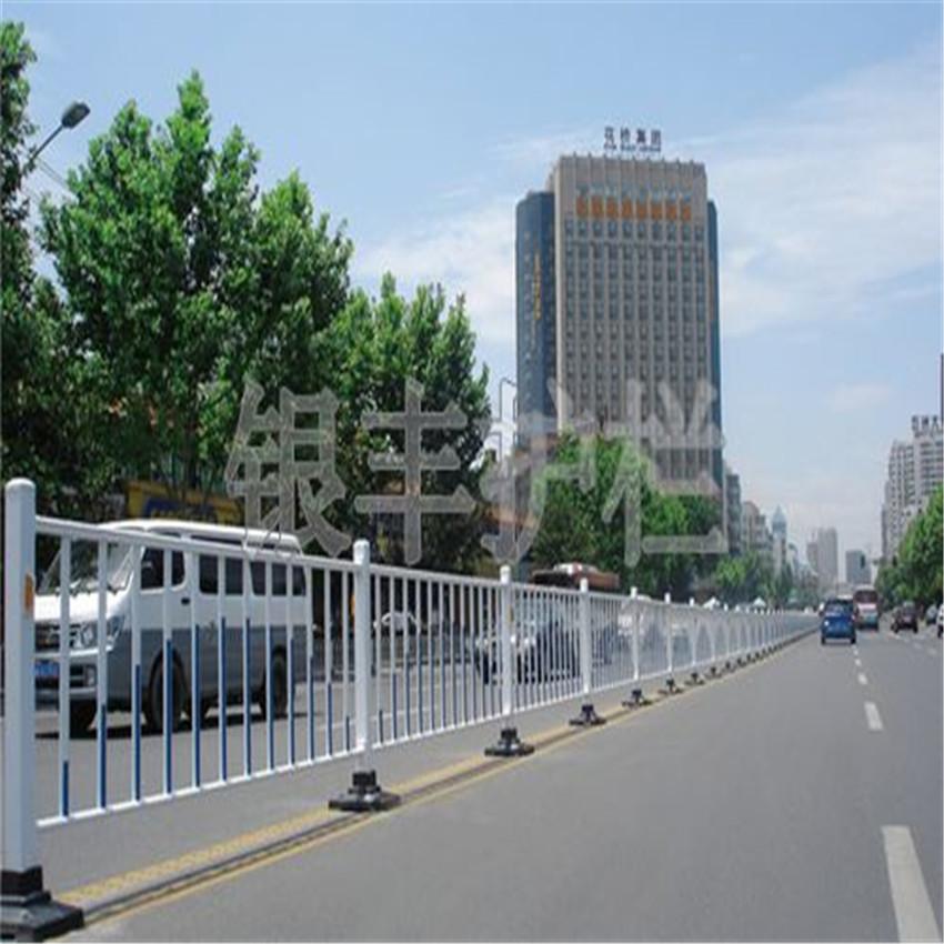 河南平顶山漯河耐用道路护栏|无焊接道路护栏|道路护栏样式