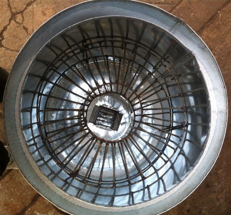 烤红薯炉 烤地瓜炉 烤红薯炉子 铁皮桶型 双层保温 商用 包邮图片