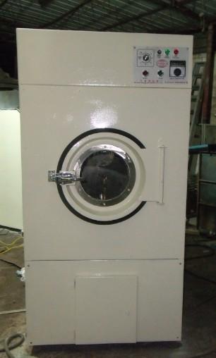 富得牌G50公斤型衣物布草烘干机广州洗涤机械洗涤设备