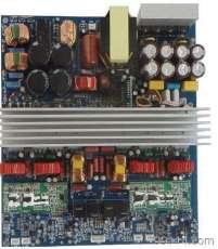 600W+600W数字功放板带电源