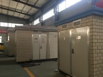 南阳zbw箱式变电站厂家zbw-800kva预装式变电站800kva箱式变压器图片