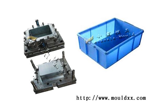 加工工具箱模具 塑料水果箱模具 塑料工具箱模具 塑胶整理箱模具 塑胶周转箱模具