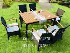 厂家直销藤桌椅三件套,花园藤桌椅,户外椅子藤桌椅,休闲藤桌椅