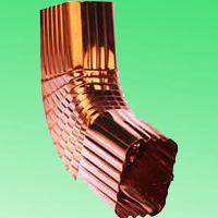 金属檐槽 彩铝檐槽 金属方管 彩铝方管