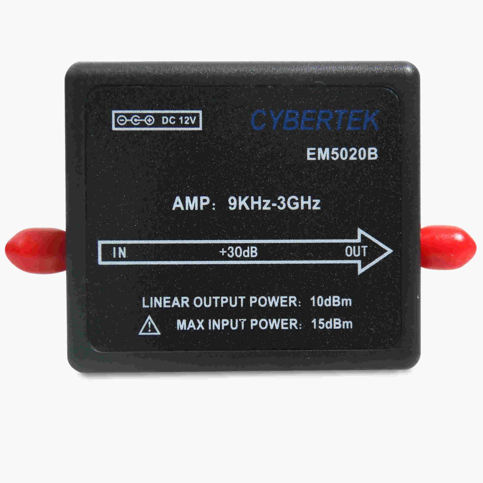 深圳CYBERTEK知用 EM5020A EM5020B放大器 EMI测试附件