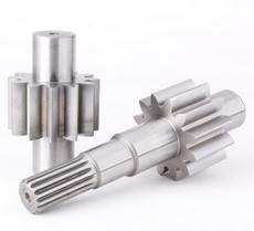 阜新荣丰液压配件 泊姆克P7600系列齿轮泵模数6.35齿轮非标件加工