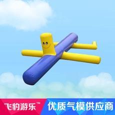 飛豹游樂SN水上游樂設備水上充氣玩具水鳥水上浮排水上漂浮物