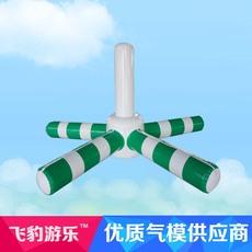 飞豹游乐HXZP水上滑梯水上充气玩具水鸟水上浮排水上漂浮物