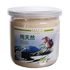 醇力康正品牌 玛咖粉冲牛奶 蜂蜜 水滋补养生