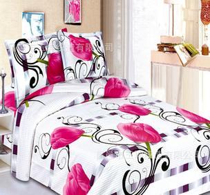老粗布床单床罩成品 新品花样 惊喜多多图片