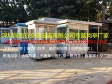 深圳不锈钢保安岗亭