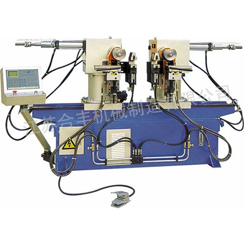 供应弯管机 座椅弯管机 SW40 双头弯管机 半自动数控弯管机