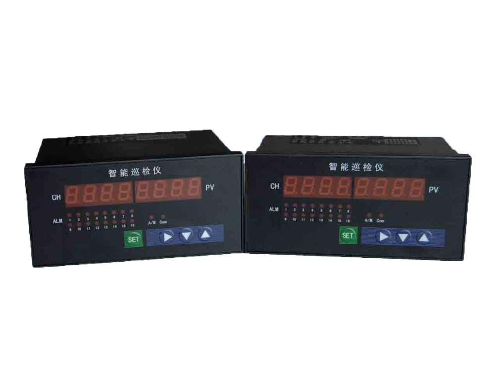 8路高精度温度巡检仪/带RS485通讯XMDA