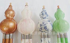 云南乐阳牌胶木葫芦丝 梅花扣可拆卸白铜接口葫芦丝 带盒
