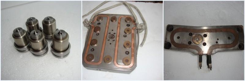东莞专业研发模具热流道分流板|塑胶模具热流道系统
