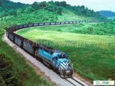 上海 天津-塔吉克斯坦 土库曼斯坦 中亚 俄罗斯铁路运输