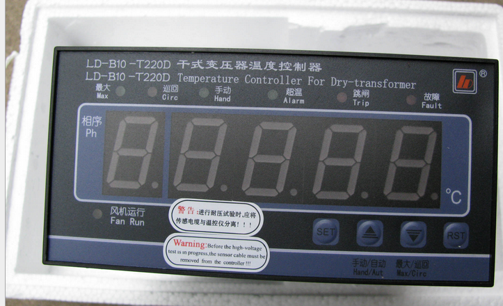 LD-B10-T220D干式变压器温控器功能介召