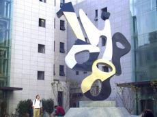 不锈钢创意雕塑
