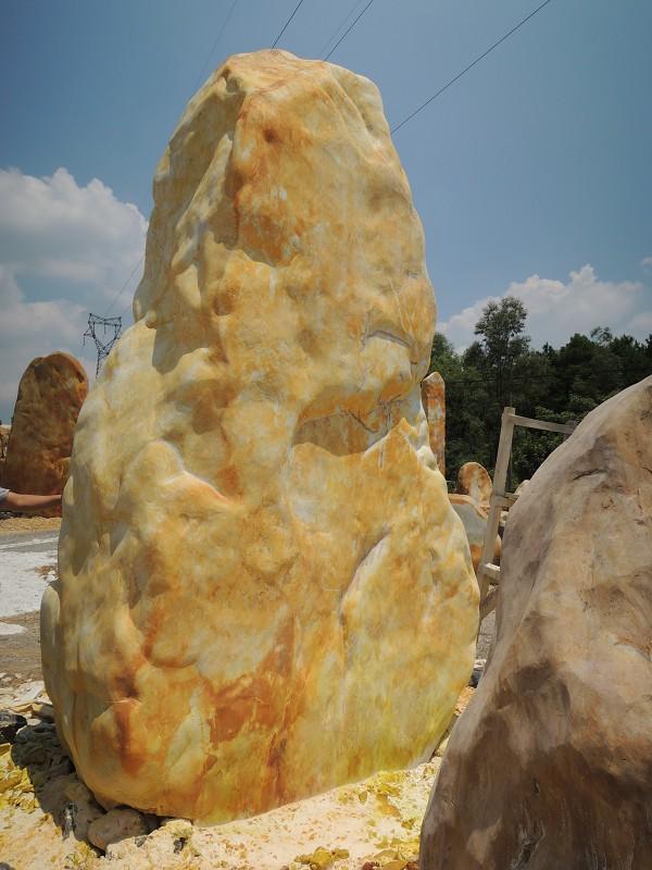 厂家低价供应景观石、景观石最新价钱,景观石黄蜡石2015最新出土
