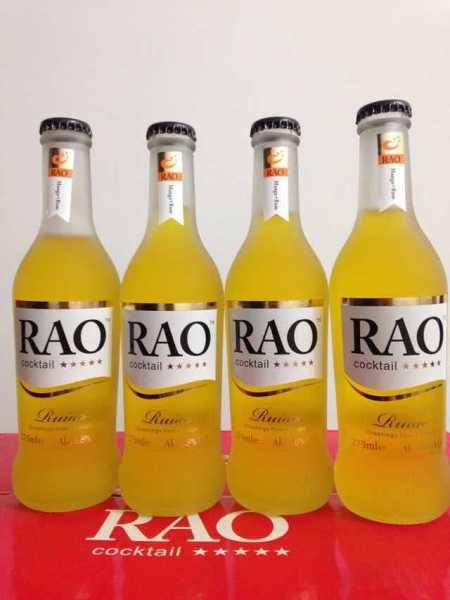 rio锐傲预调酒 rao鸡尾酒洋酒果酒 芒果味 275ml 24瓶/件图片