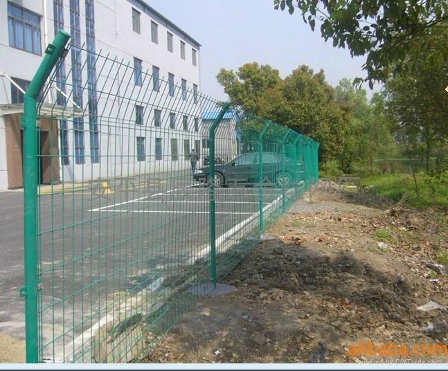 供应贵阳厂区安全围栏 贵州小区护栏网厂家直营