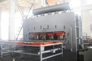 热压机成套设备 曲阜兴邦热压机工作原理