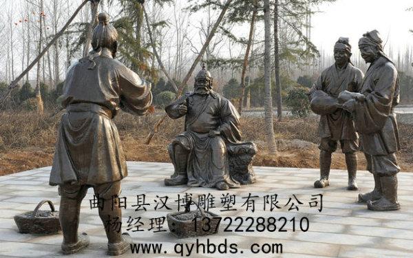铸铜雕塑,景区雕塑制作厂家