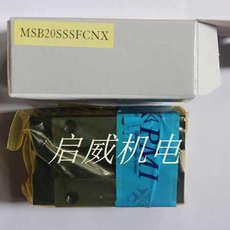 广州PMI直线导轨MSB系列线性滑轨MSB20S低组装滑块银泰正品销售