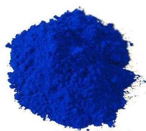 酞菁蓝颜料,油墨涂料用各种比例15:1,2……