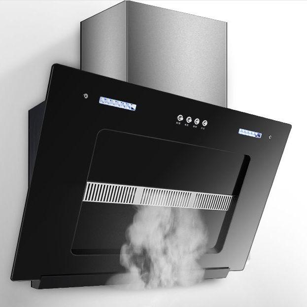 工厂直销抽油烟机 超强吸力欧式侧吸 会销评点电器