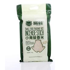 合宇农业 2.5kg袋装天然非转基因小青蛙牌大米