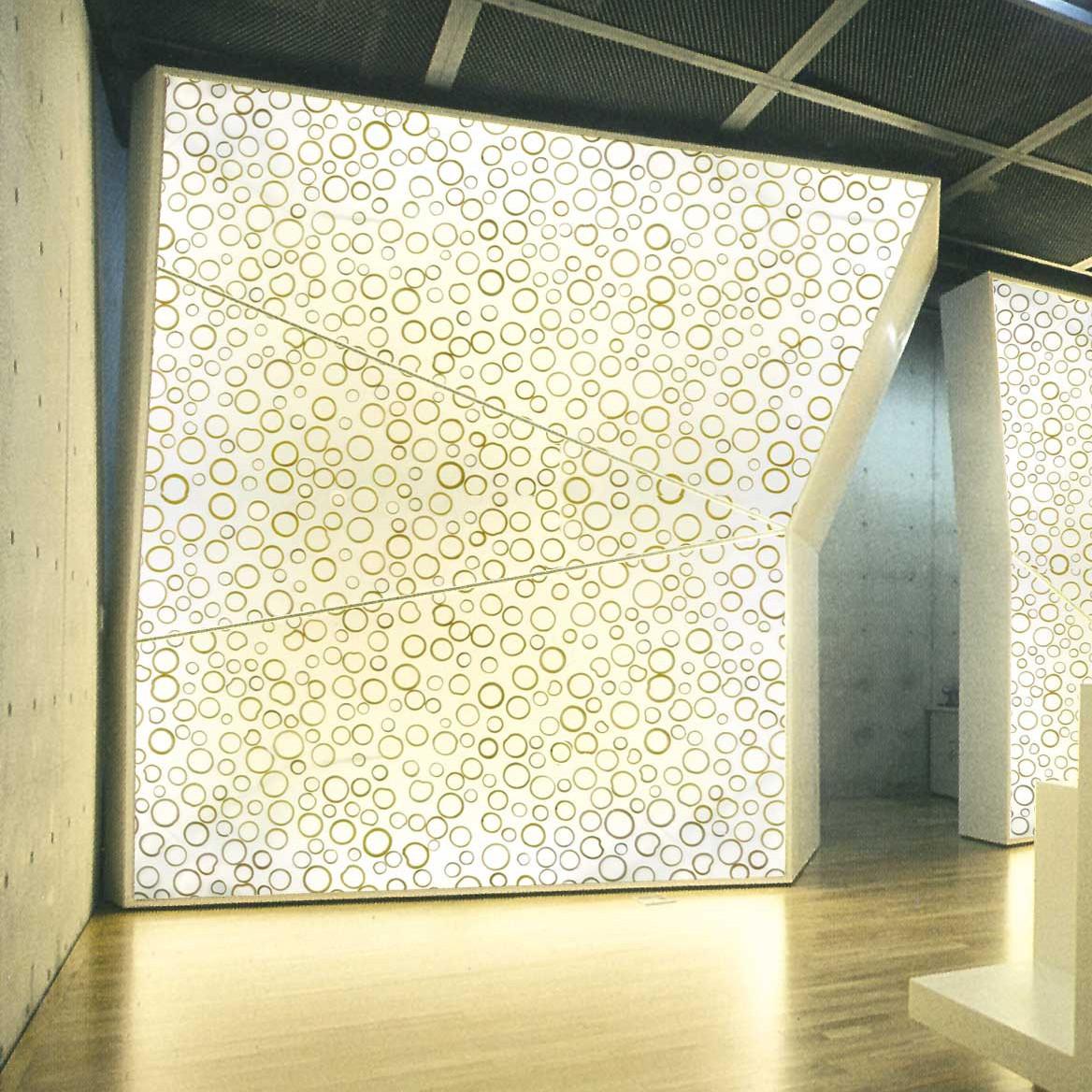 优威斯特景观灯生产厂家专业订制酒店透光板
