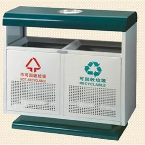 供应嘉美A-136分类环保垃圾筒