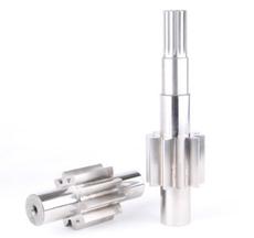 阜新荣丰液压 海沃齿轮泵模数4.5系列 液压机械传动件非标件加工