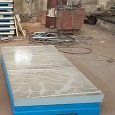 1500米*2000米HT250灰铁检验平台平板 工件划线检测工作台