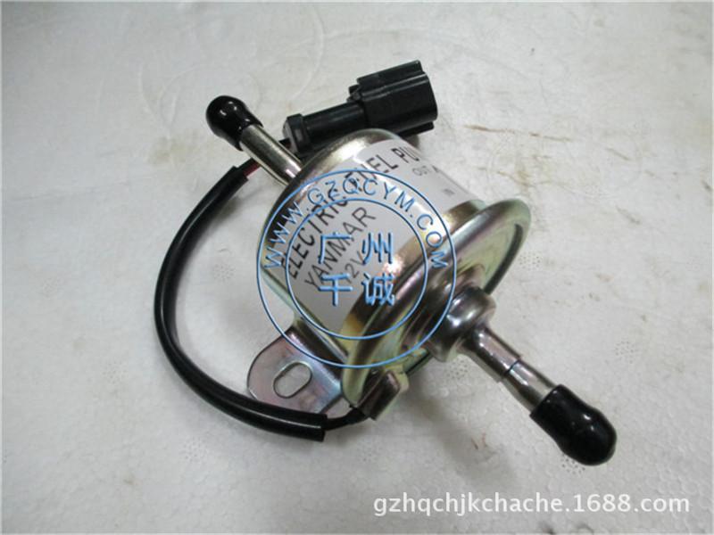 供应林德杭州叉车配件 洋马4TNV94L电子泵 12V
