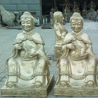 供应道教神像铜雕